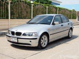 BMW E46 318I 2.0 SE ปี 2002 เกียร์AUTO Steptronic 5 Speed สภาพนางฟ้า  รถเก๋ง สภาพดี รถสวย รถมือสอง บีเอม