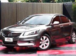 HONDA ACCORD 2.0 EL Navi รุ่น Top สุด หรูหรา มีสไตล์ รถสวย สภาพพร้อมใช้งาน มีประวัติ Service ครบ