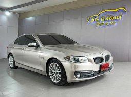 BMW 525D F10 2.0 LUXURY LCI  2016ล A ดีเซล