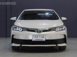 2018 Toyota Corolla Altis 1.8 E สวยจัดไมล์น้อย ฟรีดาวน์ 0% จัดไฟแนนช์ง่าย ผ่อนสบายๆ