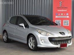 2010 Peugeot 308 1.6 VTi รถเก๋ง 5 ประตู ไมล์น้อย