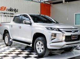 🔥 รถสวย ไมล์น้อย ฟรีทุกค่าใช้จ่าย!! 🔥 Mitsubishi TRITON 2.4 GLX Plus ปี2019 รถกระบะ