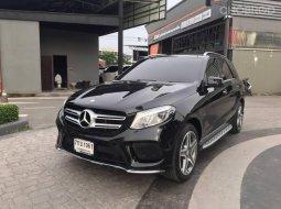 2018 Mercedes-Benz GLE500 3.0 e 4MATIC AMG Dynamic 4WD SUV รถสภาพดี มีประกันแล้ว