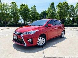 2015 Toyota YARIS 1.2 G A/T รถเก๋ง 5 ประตู