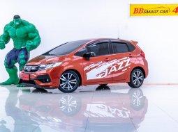 4V-89  Honda JAZZ 1.5 RS i-VTEC รถเก๋ง 5 ประตู ปี 2017