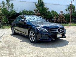 2016 Mercedes-Benz C350 2.0 e Exclusive รถเก๋ง 4 ประตู