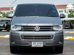 2014 Volkswagen Caravelle 2.0 TDi รถพร้อมใช้งานเลย  (พิกัด ถนนเพชรเกษม หนองแขม อ้อมน้อย อ้อมใหญ่)