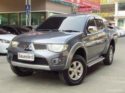 ใช้เงิน 5 พันออกรถ ฟรีดาวน์  ปี2011 MITSUBISHI TRITON DOUBLE CAB 2.5 PLUS
