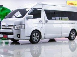 1S-5 Toyota COMMUTER 2.5 VIP รถตู้/VAN ปี 2013