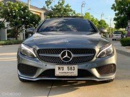 2016 Mercedes-Benz C250 2.0 AMG Dynamic รถเก๋ง 2 ประตู