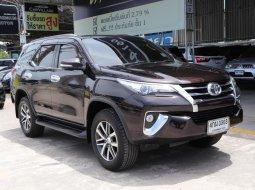 ขายรถ Toyota Fortuner 2.8 V ปี2015 SUV