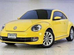 2014 Volkswagen Beetle 1.4 GT TSi รถเก๋ง 2 ประตู รถบ้านแท้