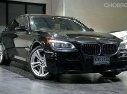 2013 BMW Series 7 Active Hybrid M Sport L3 รถเก๋ง 4 ประตู