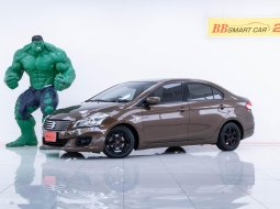 2M-186 Suzuki Ciaz 1.25 GL รถเก๋ง 4 ประตู  ปี 2017