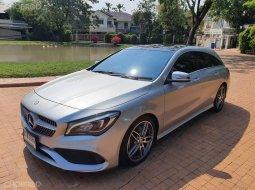 ขายรถมือสอง 2018 Mercedes-Benz CLA250 AMG 2.0 Shooting Brake Sport รถเก๋ง 5 ประตู