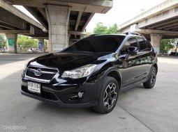 2015 Subaru XV 2.0I AWD CVT  ไมล์เก้าหมื่น แผนที่ กล้องถอย เครื่องยนต์เกียร์ช่วงล่างดี
