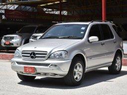 ขายรถมือสอง 2004 Mercedes-Benz ML350 CDI Wagon AT