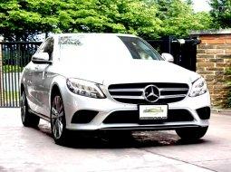 จอง Benz C220d Avantgarde 2019 ไมล์ 3x,xxx km MB Warranty 07/2022