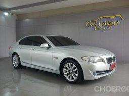 BMW 525D F10 3.0 2011 สีเงิน A ดีเซล