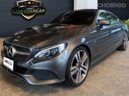 Benz C250 Edition One Coupe 2016  ไมล์เพียง 71,xxx km