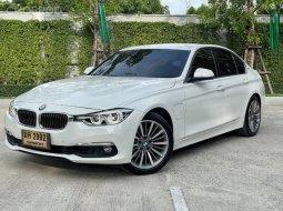 จองด่วน 💥 BMW 330e Luxury Plug-in ไฟฟ้า F30 ปี 2018 สวยจัดพร้อมใช้