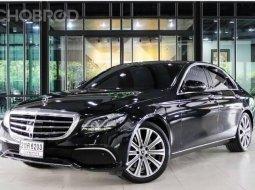 2020 Mercedes-Benz E350 2.0 e Exclusive รถเก๋ง 4 ประตู