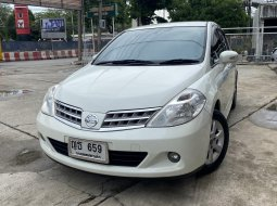 2011 Nissan Tiida 1.6 G Latio รถเก๋ง 4 ประตู