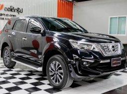 🔥 สภาพป้ายแดง สายลุยสุดคุ้ม ขับ4รุ่นท๊อป ไมล์น้อย2หมื่นโล มีWarrantyศูนย์ 🔥 Nissan Terra 2.3 VL 4WD ปี2018 SUV