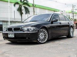 ขาย รถมือสอง 2005 BMW 730Li 3.0 SE ราคาถูกกว่าในท้องตลาด