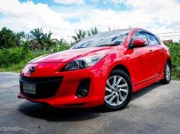 Mazda 3 1.6 Spirit Sports 2013 ฟรีประกันเครื่องยนต์+เกียร์