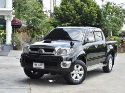 ปี2011 TOYOTA VIGO 2.5 E DOUBLE CAB PRERUNNER  ฟรีดาวน์ แถมประกันภัย