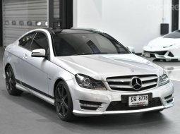 2013 Mercedes-Benz C250 1.8 Avantgarde รถเก๋ง 2 ประตู