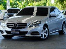 2014 Mercedes-Benz E200 2.0 Avantgarde รถเก๋ง 4 ประตู
