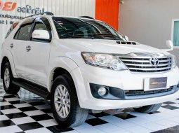 🔥 รถครอบครัวหายากสภาพดี น๊อตไม่ขยับ 🔥 Toyota Fortuner 3.0 V ปี2014 SUV