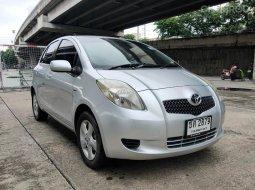 สวยพร้อมใช้ ✅ซื้อสดไม่เสียVAT ✅จัดไฟแนนท์ถึงบ้าน 2007 Toyota Yaris 1.5 E AT