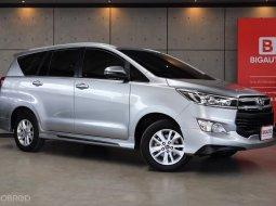 2018 Toyota Innova 2.8 Crysta G Wagon AT เครื่องดีเซล 2.8 Block ปัจจุบัน  ยาง DUNLOP เพิ่งเปลี่ยนใหม่ B1838