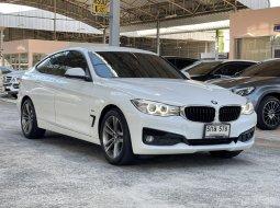 2016 BMW 320d 2.0 Gran Turismo รถเก๋ง 5 ประตู ออกรถ 0 บาท