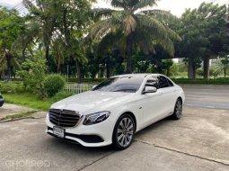 2020 Mercedes-Benz E350 2.0 e Exclusive รถเก๋ง 4 ประตู รถสวย