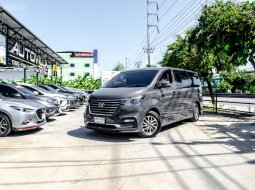 2019 ขายด่วน!! Hyundai H1 2.5 Elite รถสวยสภาพนางฟ้า