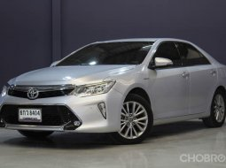 2017 Toyota CAMRY 2.5 Hybrid NAVI รถเก๋ง 4 ประตู ไมล์น้อย