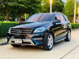 2015 Mercedes-Benz ML250 CDI 2.1 4WD SUV เจ้าของขายเอง