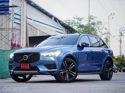 2021 Volvo XC60 2.0 T8 R-Design 4WD รถเก๋ง 5 ประตู รถบ้านแท้