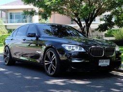 2017 BMW ActiveHybrid 7 L 3 รถเก๋ง 4 ประตู รถสวย