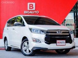2018 Toyota Innova 2.8 V Model 2018 Top สุดในรุ่น ตัวรถออกศูนย์มาปี 2018 แท้ ไม่ลากจดทะเบียนครับ P7499