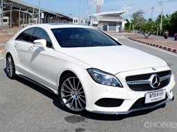 2015 Mercedes-Benz CLS250 CDI 2.1 Exclusive รถเก๋ง 4 ประตู รถบ้านแท้