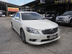 TOYOTA CAMRY 2.0G EXTREMO A/T 2011 WHITE กว-6530