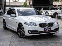 2014 BMW 520i 2 รถเก๋ง 4 ประตู รถสภาพดี มีประกัน