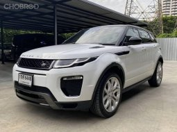 2019 Land Rover Range Rover 2.0 Evoque TD4 HSE Dynamic 4WD SUV รถสวย