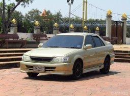 2002 Toyota SOLUNA 1.5 E รถเก๋ง 4 ประตู