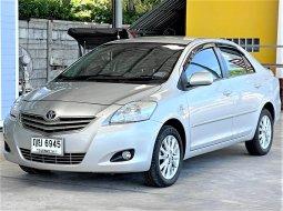 ฟรีดาวน์ รถเก๋งราคาเบาๆ ปี 2011 Toyota Vios Minor Change รถสวยรับประกันไม่มีชน เจ้าของมือเดียว